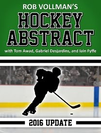 Hockey Abstract 2016 Update